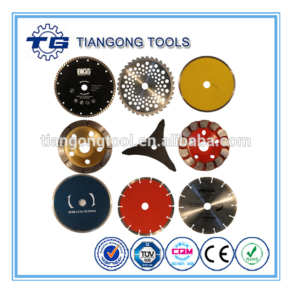 TG Tools manufacturer best-selling fast customized tile diamond saw blades