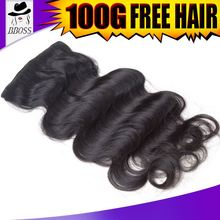 High quality clip in human hair extensions 30 inch blonde,no shedding single clip hair extensions