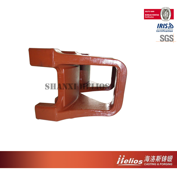 Customized sping seat used in trailer parts