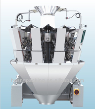 10 heads multihead weigher