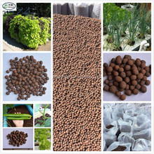 Plant nutrients clay soil bonsai soil garden LECA light weight expanded clay aggregates