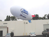 Inflatable Airship/Inflatable Blimp For Sale/Inflatable flying Blimp