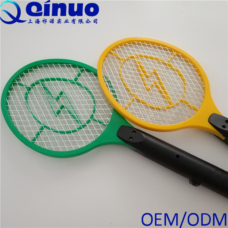 Handheld Electronic Bug Zapper Swatter Racket for Mosquito Fly Insects