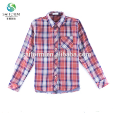 Custom men's shirt clothes new model shirts for Men's