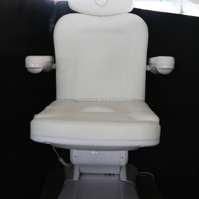 White With Motors Facial And Pedicure Nail Spa Salon Best Selling Massage Cosmetic Electric Chair Beauty Bed