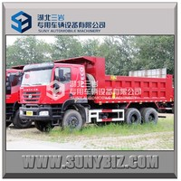 cheap prices for tipper truck, IVECO KINGKAN 6*4 390hp 10 wheel 30 ton tipper truck