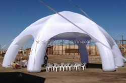 large outdoor inflatable lawn party tent air spider tent inflatable