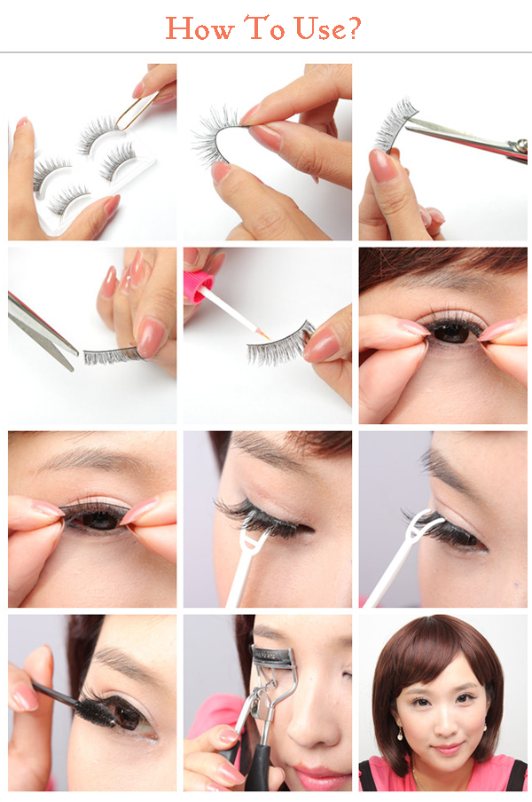 wholesale 100% siberian mink lashes eyelash extensions, View mink ...