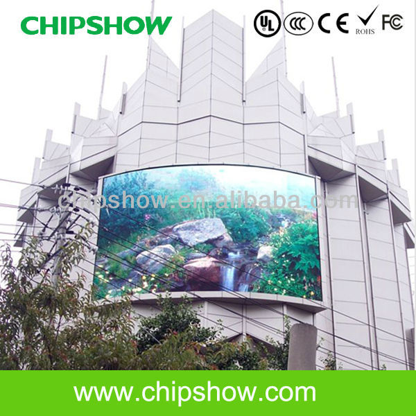 P32 full color flexible outdoor led screen for sale