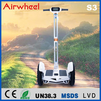 wholesale new products Airwheel S3 fresh design 2 wheel self-balance electric cheap motor scooters