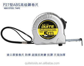 Stainless Steel Custom Tape Measure High Quality Measuring Tape New ABS Plastic Case Tape Measure