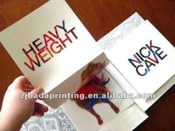 2013 newest customized printing flyers cheap