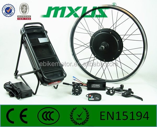 Best selling product Nantong Medical bafang 48v 1000w electric bike rear motor kits on sale
