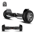 Self-Balancing Scooter HoverBoard,UL2272 Certified anti-fire chariot scooter,with 400W Dual-Motor,Solid rubber tires