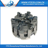 2015 Good Quality Tractor Clutch Electric Clutch