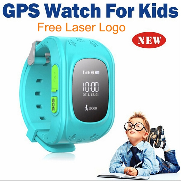 Anti Lost SOS Emergency smart watch kids