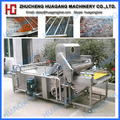 Salad vegetable cleaning machine bubble washing machine