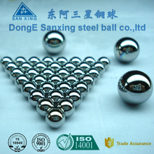 7.144mm stainless loose steel ball bearings balls G100