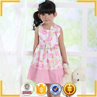 dongguan children girl clothing manufacturers wholesale baby dress kids garments