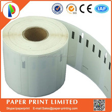 supermarket shelf label 57mm*32mm compatible thermal dymo LW-11354 printer ribbon
