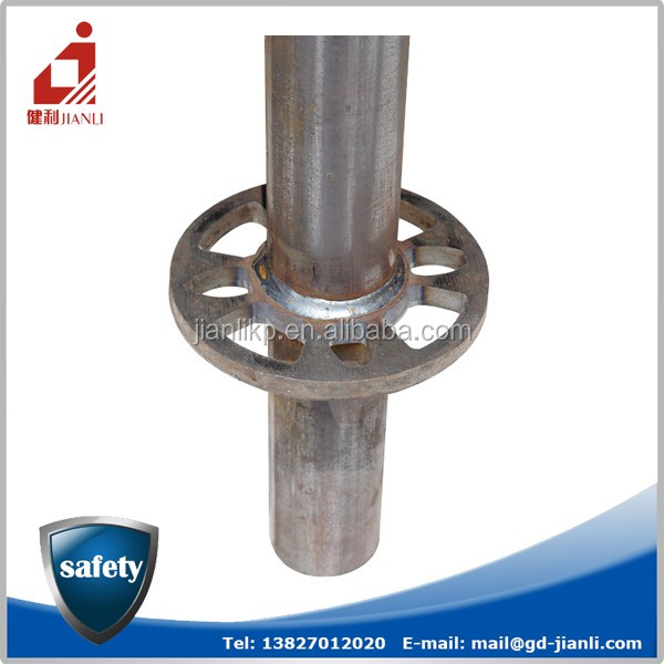 Steel Layher Scaffolding Material Specification