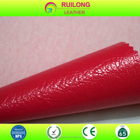 Colorful Fabric Textiles Leather Products For
