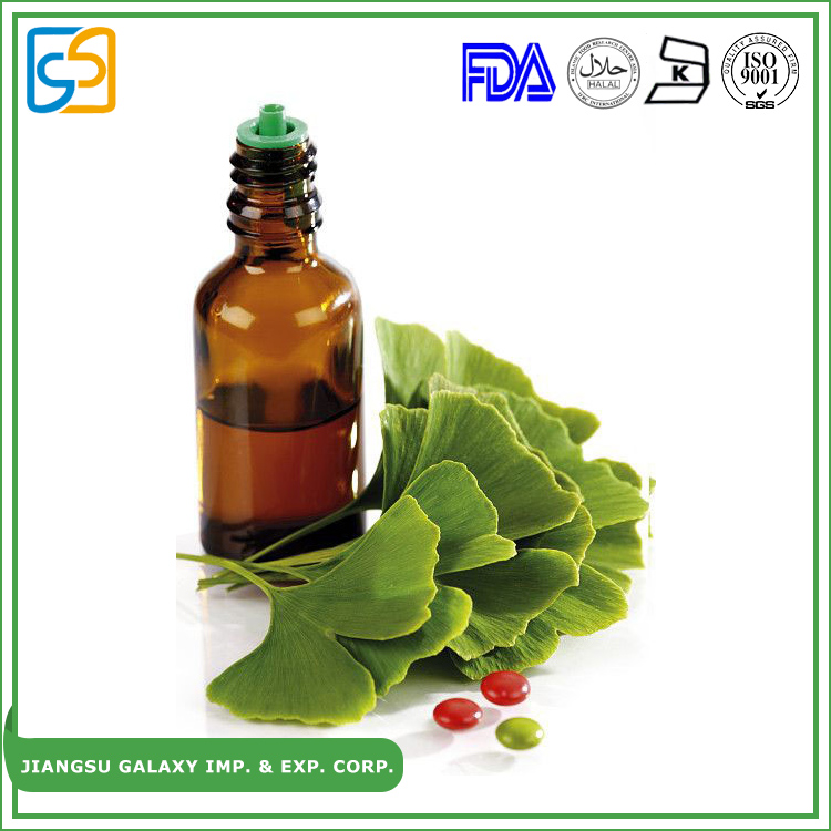 2017 well selling powder high quality extract of ginkgo biloba