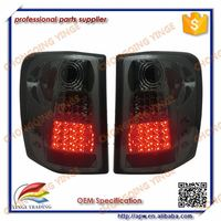 For Jeep 1999-2004 Grand Cherokee LED Rear Lamps Auto LED Tail Lights Smoke Color