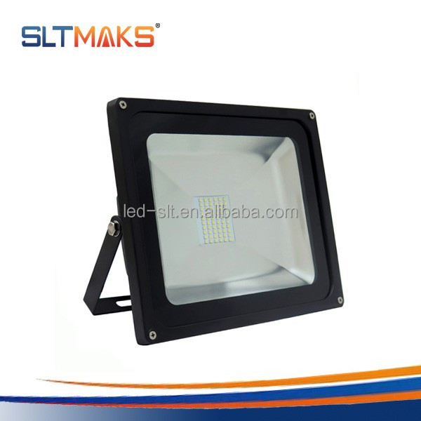 UL cUL CE RoHS E361401 high power 50w 12v pir led flood light IP65