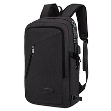 Laptop Backpack Bag Business Computer Bag with Headphone Port, Anti Theft Travel Backpack