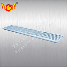 factory hot sales platform floor galvanized steel grating price with long life