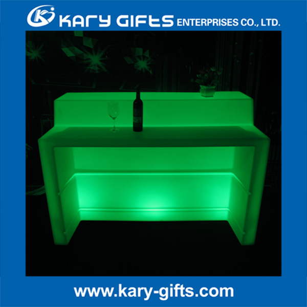 LED Bar counters Light up Bar Furniture for rental event