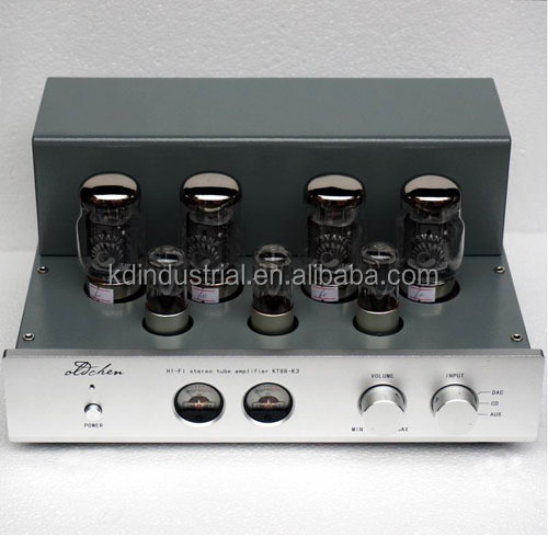 KT88 Mini HiFi Audio Tube Amplifier China Tube Amplifier