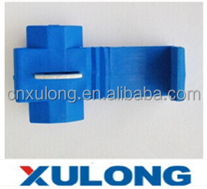 xulong blue color kw4 quick wire connector