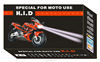 Best price motocycle hid xenon H6 bulb with 4300k/6000k/8000k