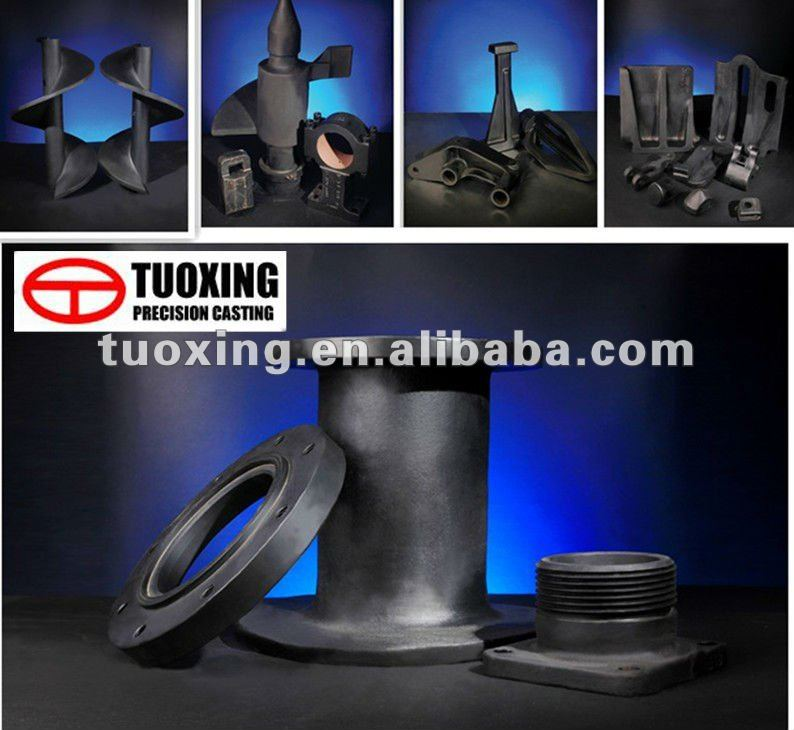 investment casting/ soluble glass casting/precision casting parts