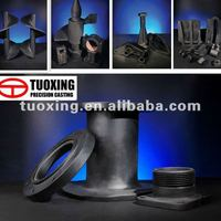 Investment Casting Soluble Glass Casting Precision