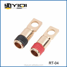 RT-04 High Quality Audio Car Accessorise Copper Battery Terminal Clips