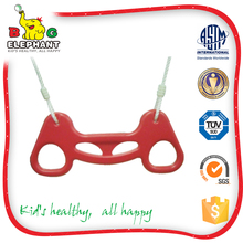 China Supplier Outdoor Plastic Ring Trapeze Swing for Kids