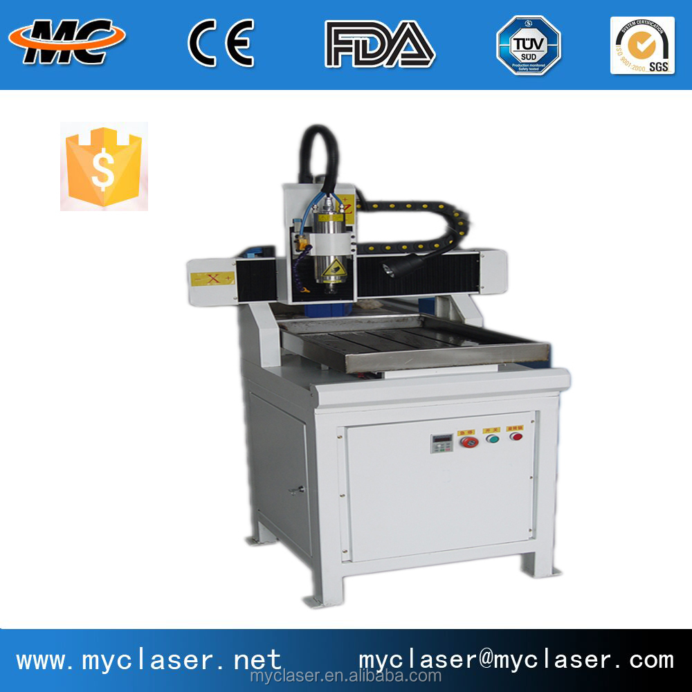 MC(YNC)3030 mini desktop 3d cnc router with high speed