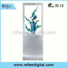 Refee 32/42/55/65 electronic notice board advertising player top quality factory for mall/store/station