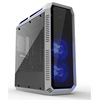 New Acrylic Design 4 USB ports ATX Tower Computer Gaming PC case