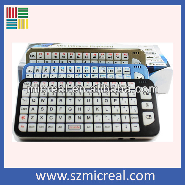 2.4GHz Wireless Keyboard and Air Mouse/ Fly Mouse ( Item No. MR-AKM020)