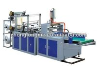 Automatic Plastic Shopping Bag, T-shirt Bag Making machine(one, two and four lines)