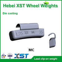 counter weight for steel wheel