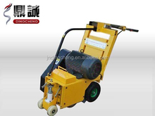 scarifier machine for road construction