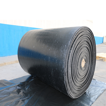 High abrasion resistant rubber