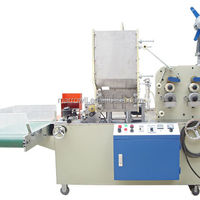 Drinking Straw Filling And Wrapping Machine