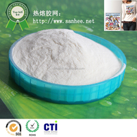 hot melt adhesive web series,copolyester granule,hot melt adhesive powder for heat transfer