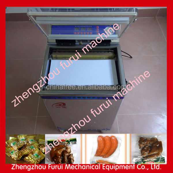 Factory direct supply dates vacuum packing machine/table top vacuum packing machine